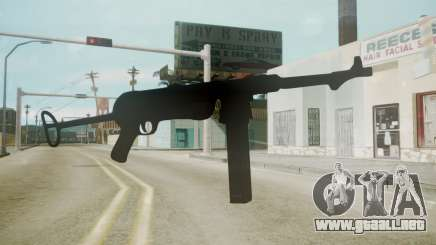 MP-40 Red Orchestra 2 Heroes of Stalingrad para GTA San Andreas