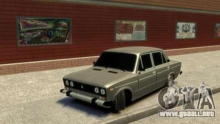 Ваз 2106 Kavkaz Estilo para GTA 4
