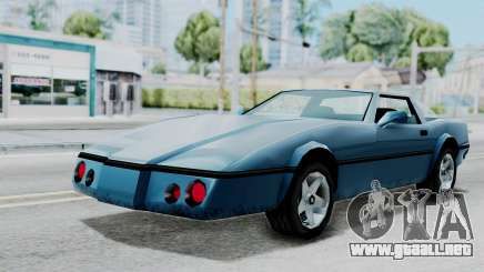 Banshee from Vice City Stories para GTA San Andreas