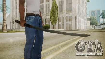 Atmosphere Katana v4.3 para GTA San Andreas