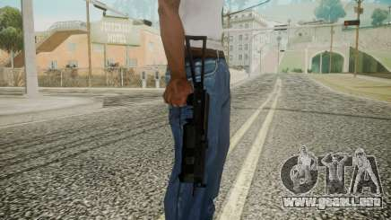 PP-19 Battlefield 3 para GTA San Andreas