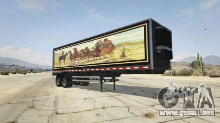 Smokey and the Bandit Trailer para GTA 5