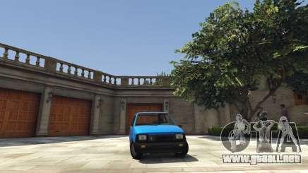 VAZ 1111 Oka para GTA 5