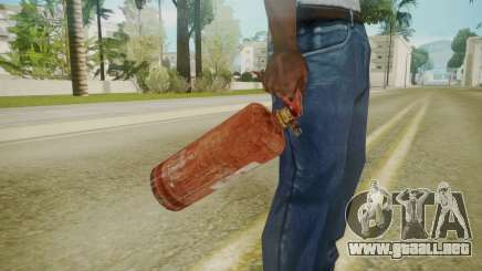 Atmosphere Fire Extinguisher v4.3 para GTA San Andreas