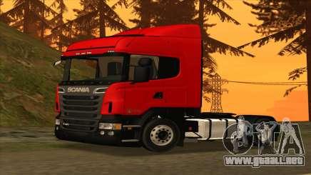 Scania R420 4x2 para GTA San Andreas