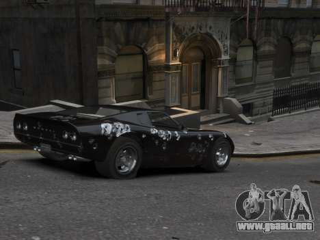 GTA 5 Monore Imporeved para GTA 4 vista interior