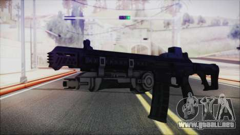 SOWSAR-17 Type G Assault Rifle with Grenade para GTA San Andreas