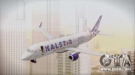 E-195 KalStar Aviation para GTA San Andreas
