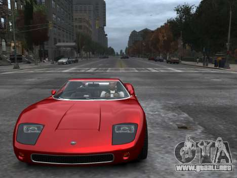 GTA 5 Monore Imporeved para GTA 4 visión correcta