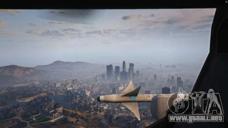 GTA 5 AH-1Z Viper séptima captura de pantalla