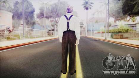 Tommy Angelo Mafia 2 para GTA San Andreas tercera pantalla