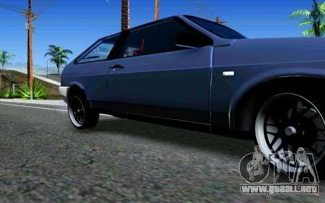 VAZ 2108 V1 para GTA San Andreas left