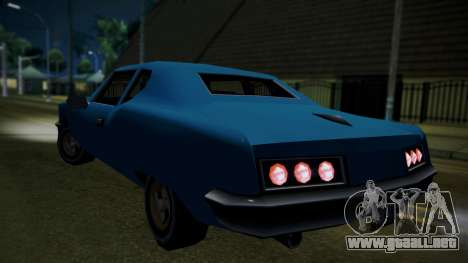 Declasse Low 1965 para GTA San Andreas left