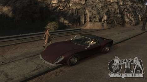 GTA V Stinger Classic para GTA 4 left