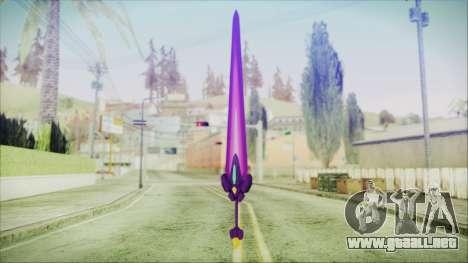 Gehaburn - Hyperdimension Neptunia MK2 para GTA San Andreas