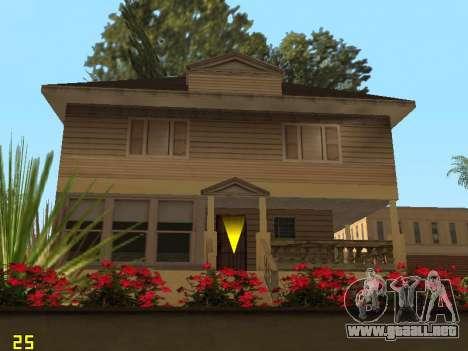 Apartamento de GTA IV para GTA San Andreas séptima pantalla