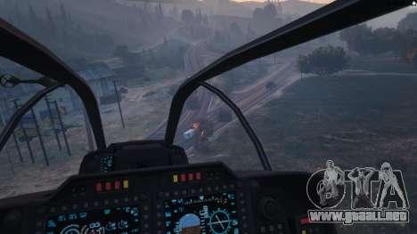 GTA 5 AH-1Z Viper noveno captura de pantalla
