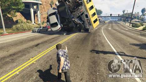 GTA 5 Siente El Poder segunda captura de pantalla