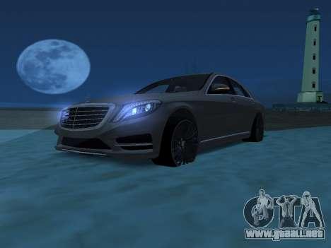 ENB Series [MEDIUM PC] para GTA San Andreas séptima pantalla