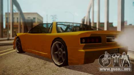 Better Super GT para GTA San Andreas left