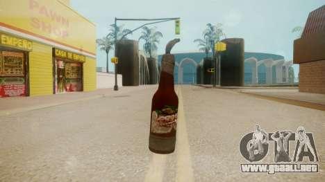 GTA 5 Molotov Cocktail para GTA San Andreas tercera pantalla
