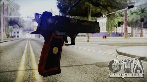 Helloween Hell para GTA San Andreas segunda pantalla