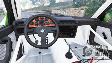 BMW M3 (E30) 1991 [Honoris] v1.2 para GTA 5
