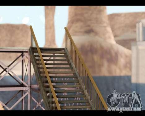 Queenshit Graphic 2015 para GTA San Andreas sucesivamente de pantalla