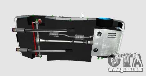 Elegy DRIFT KING GT-1 para la visión correcta GTA San Andreas