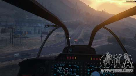 GTA 5 AH-1Z Viper octavo captura de pantalla