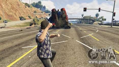 GTA 5 Siente El Poder tercera captura de pantalla