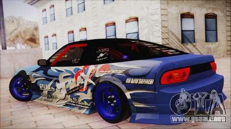 Nissan Silvia S15 DMAX para GTA San Andreas left