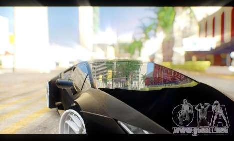 Oppai Boing Boing ENB para GTA San Andreas sucesivamente de pantalla