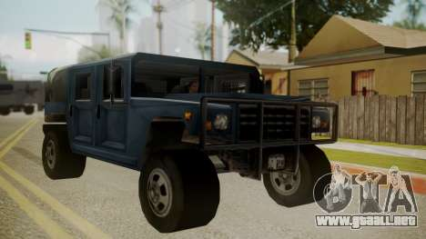 Patriot III para GTA San Andreas