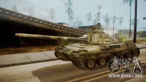 AMX 30 from Mercenaries 2 World in Flames para GTA San Andreas