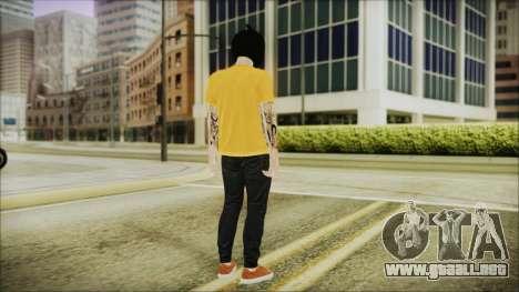 DLC Halloween GTA 5 Calabaza para GTA San Andreas tercera pantalla