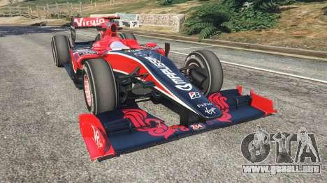 Virgen VR-01 [Timo Glock] v1.1 para GTA 5