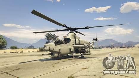 GTA 5 AH-1Z Viper