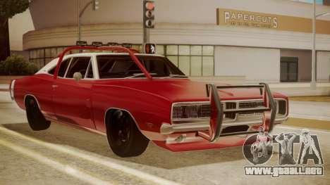 Dodge Charger O Death RT 1969 para GTA San Andreas