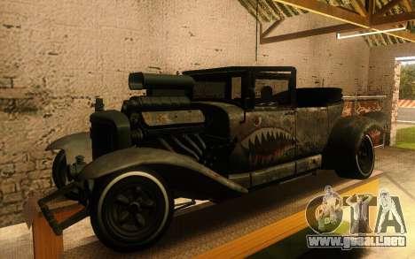 Albany Frenken Stange Rusty Edition para GTA San Andreas