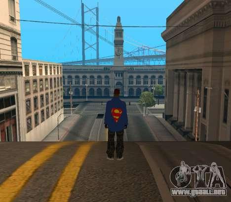 Super Emmet para GTA San Andreas tercera pantalla