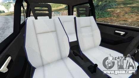 GTA 5 Fiat Tipo vista lateral derecha
