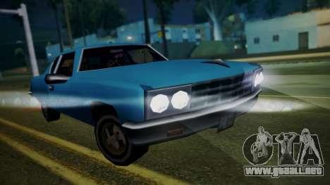Declasse Low 1965 para GTA San Andreas