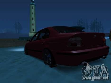 ENB Series [MEDIUM PC] para GTA San Andreas quinta pantalla