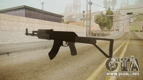 GTA 5 AK-47 para GTA San Andreas tercera pantalla