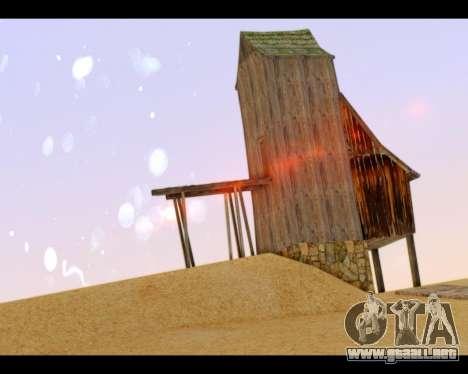 Queenshit Graphic 2015 para GTA San Andreas novena de pantalla