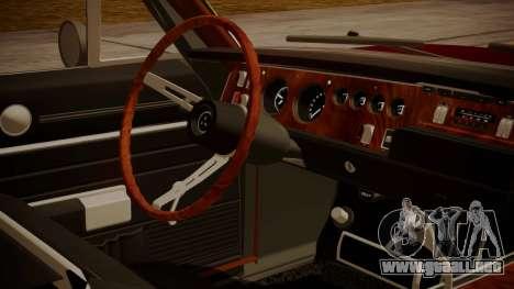 Dodge Charger O Death RT 1969 para la visión correcta GTA San Andreas