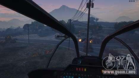 GTA 5 AH-1Z Viper décima captura de pantalla
