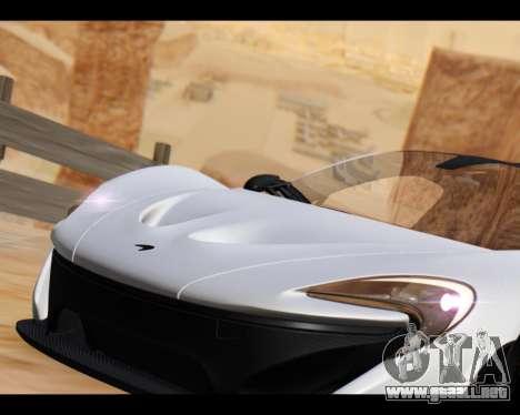Queenshit Graphic 2015 para GTA San Andreas segunda pantalla