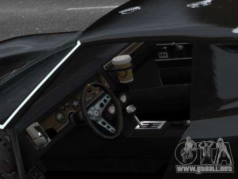 GTA 5 Monore Imporeved para GTA 4 vista hacia atrás